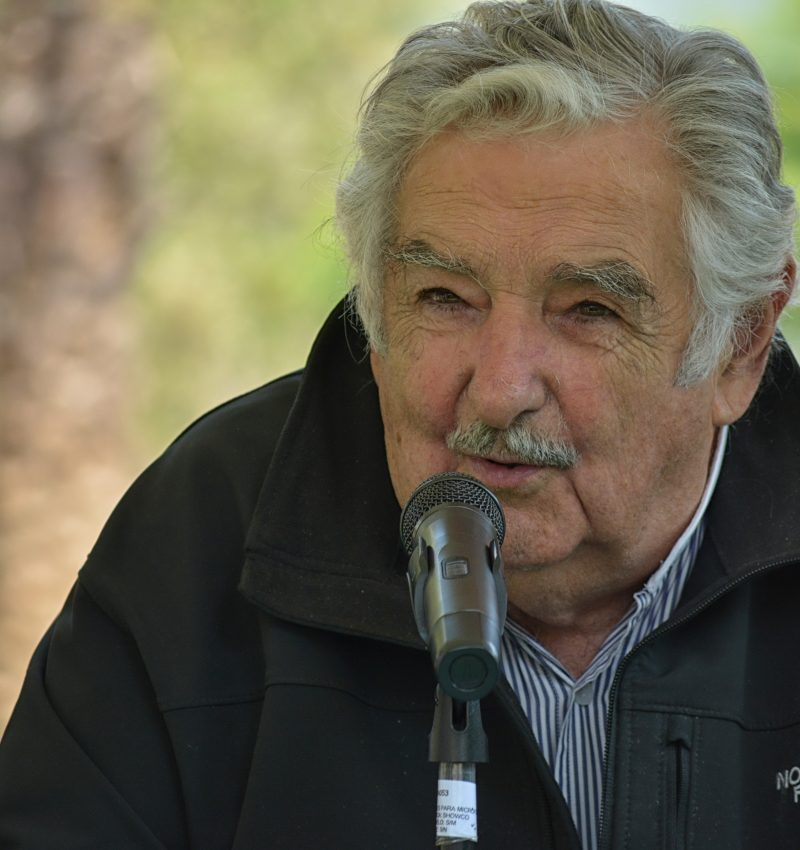 José Mujica protagonista
